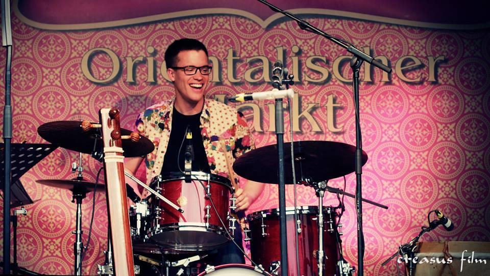 Daniel @ orientalischer Markt
